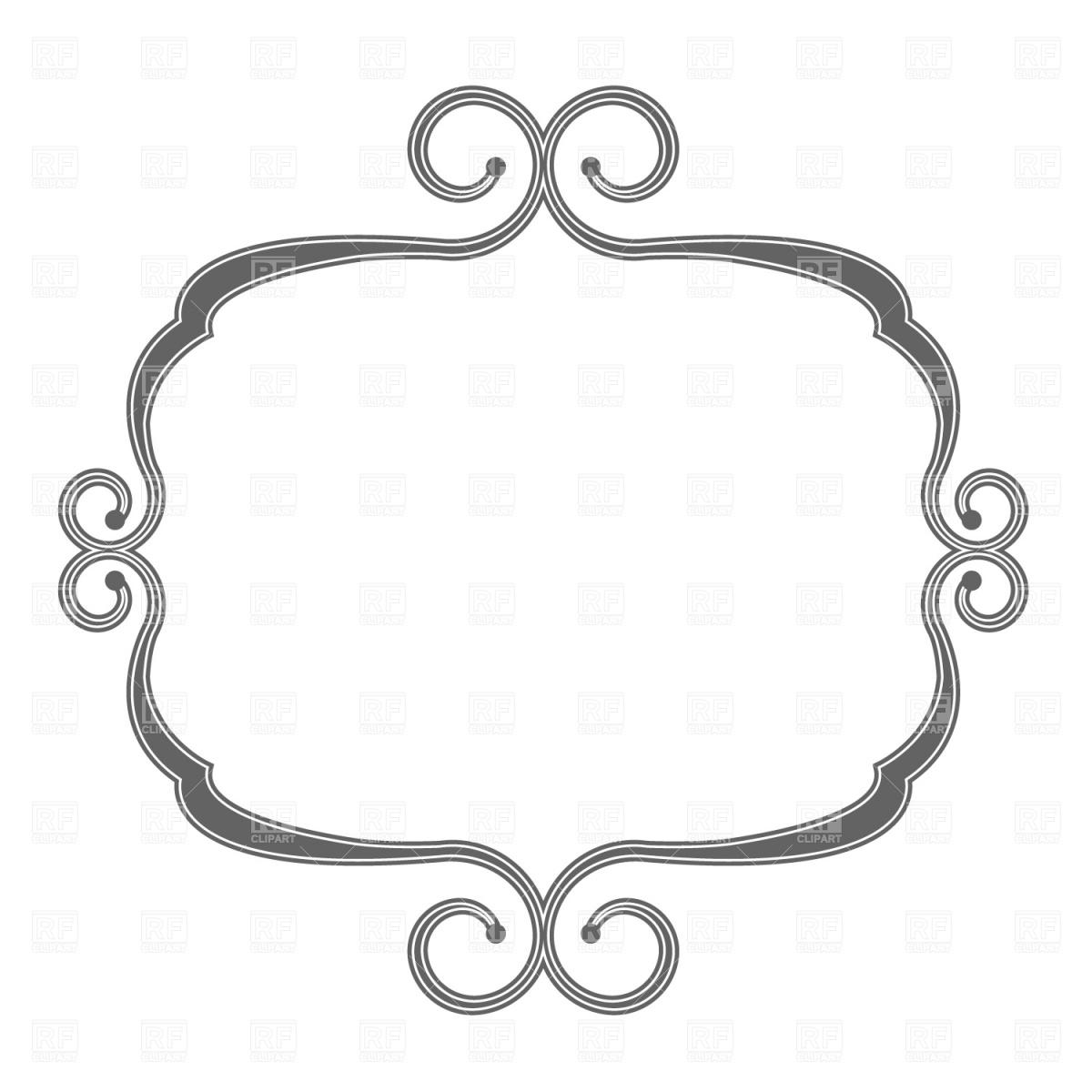 Decorative Shape Clipart