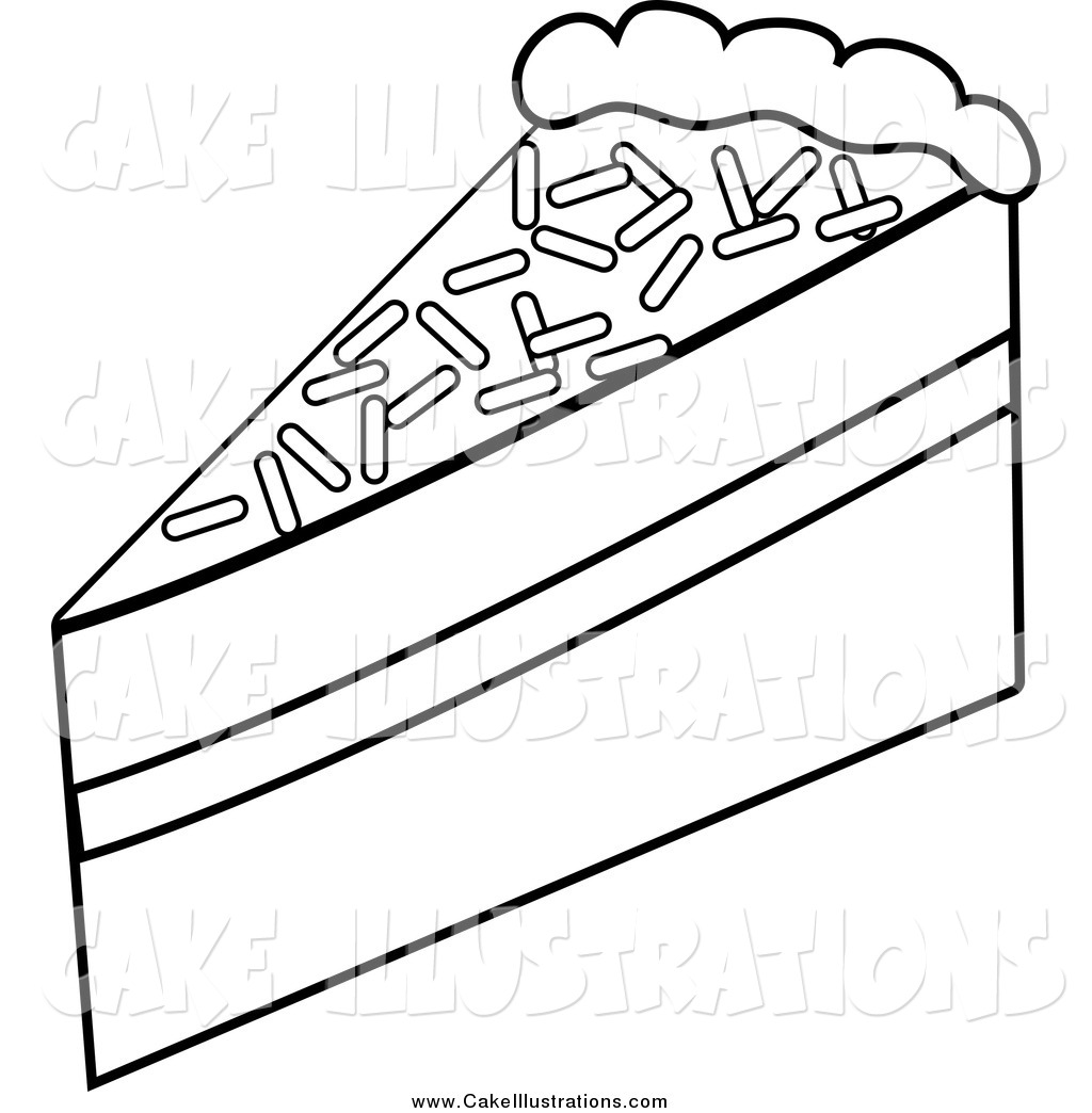hight resolution of 1024x1044 cake black and white clipart