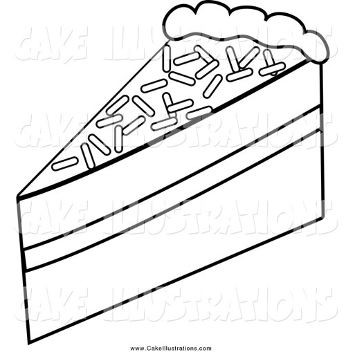 small resolution of 1024x1044 cake black and white clipart