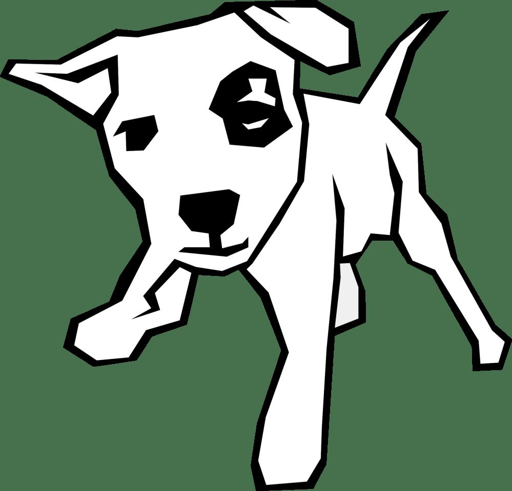 medium resolution of 1979x1899 amd clipart dog