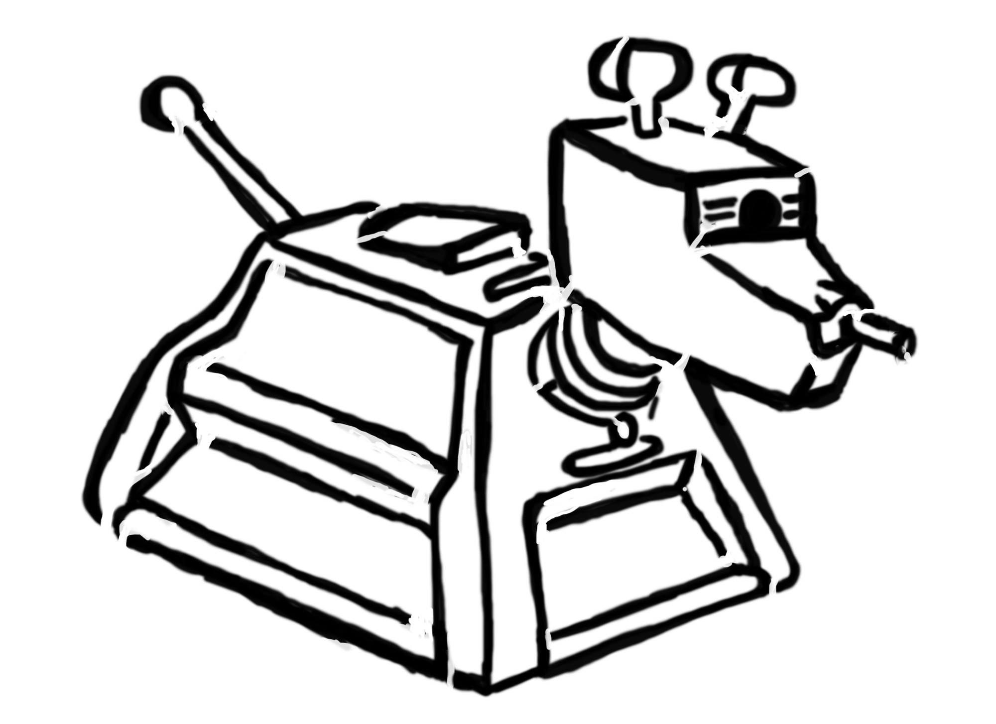 hight resolution of 3300x2400 doctor who clipart pumpkin carving stencil