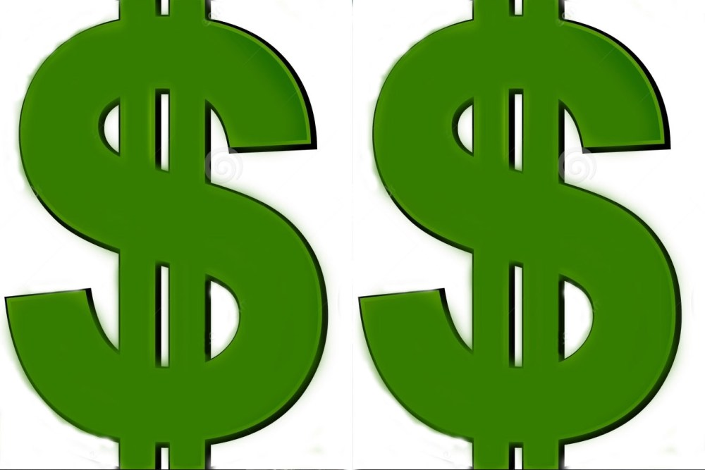 medium resolution of 1320x881 dollar signs clip art