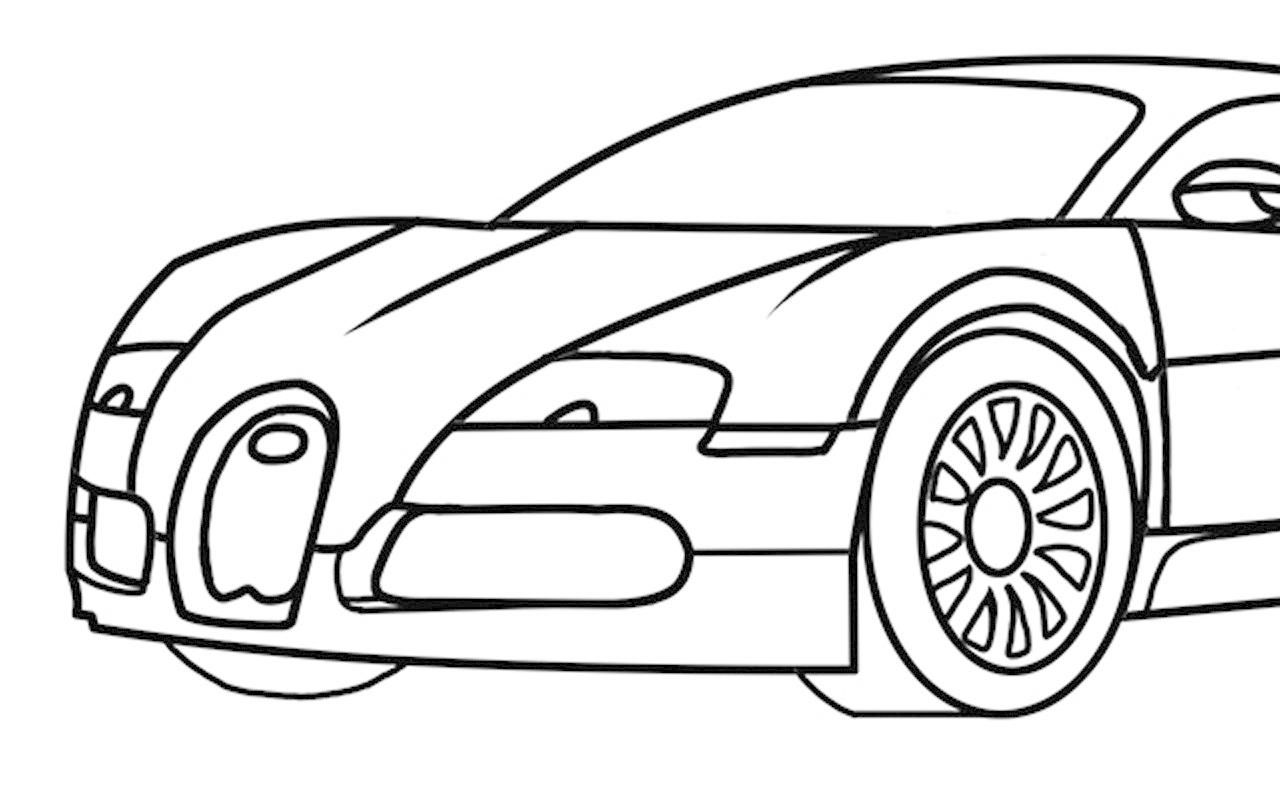 Drawing Of Cars