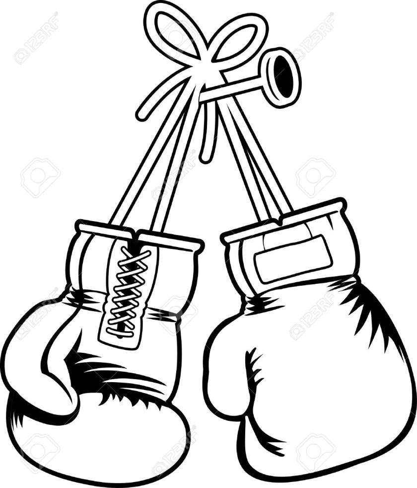 drawings of boxing gloves  free download on clipartmag