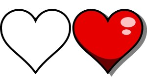 heart cartoon drawing hearts drawings easy draw getdrawings clipartmag