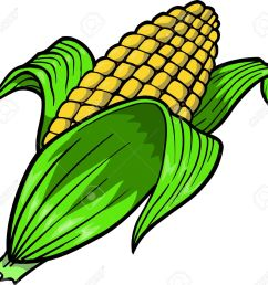 1300x1214 corn clipart clipart cliparts for you [ 1300 x 1214 Pixel ]