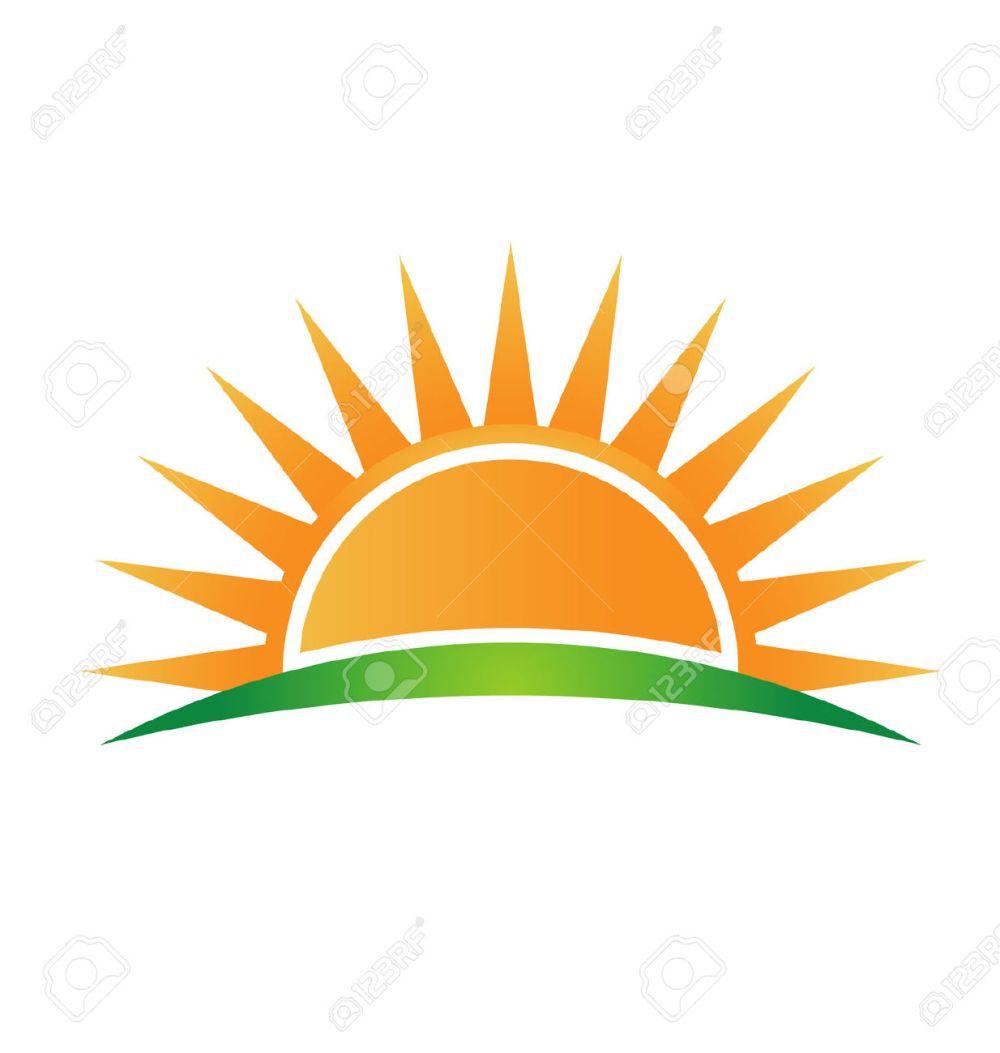 medium resolution of 1234x1300 sun clipart sunrise
