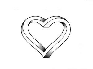 Simple Drawings Heart