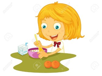 breakfast clipart eating eat clip healthy easy clipartmag graphic help