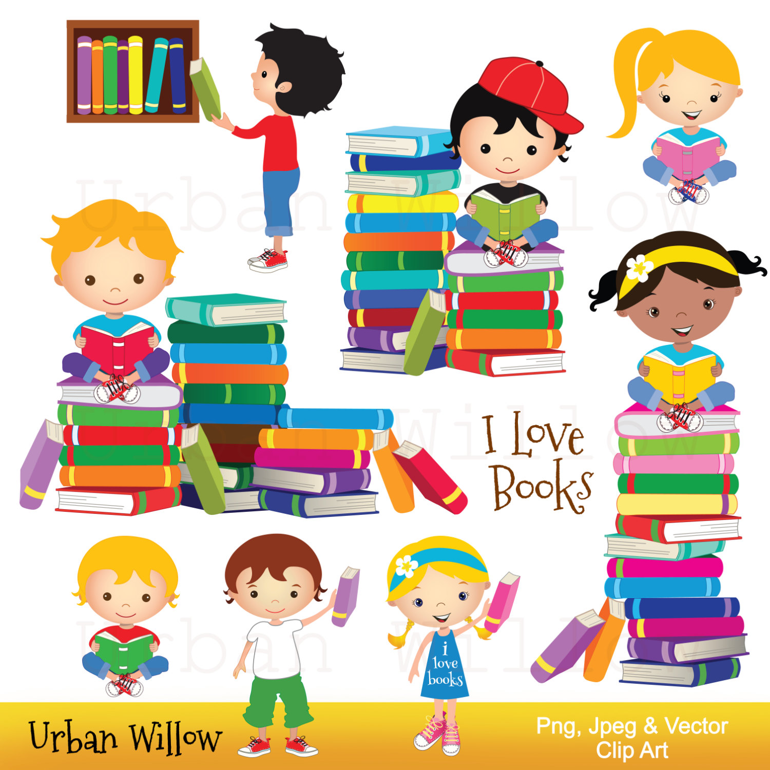 hight resolution of 1500x1500 clip art kids reading books graphics school kid cute graphics