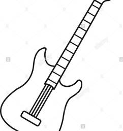 951x1390 acoustic guitar icon outline illustration of acoustic guitar [ 951 x 1390 Pixel ]
