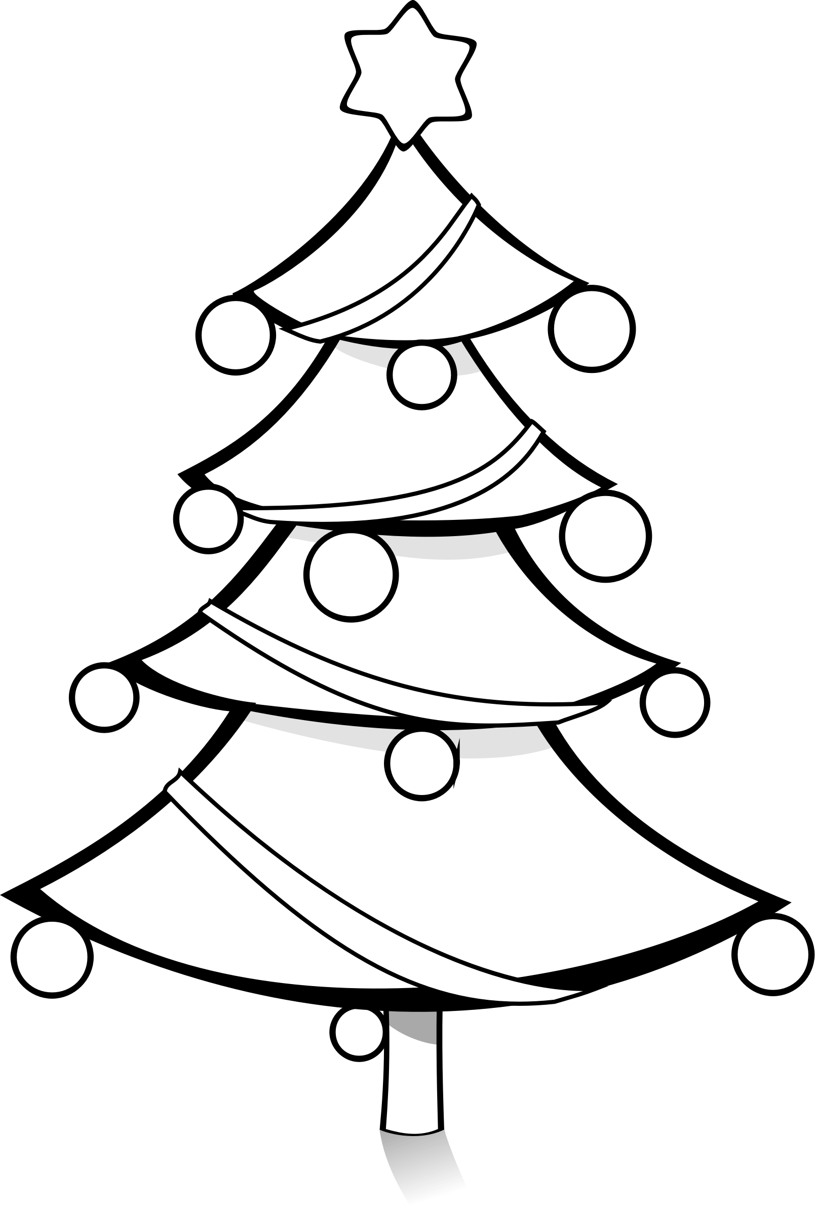 Elegant Holiday Clip Art