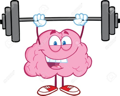 small resolution of 1300x1047 brains clipart excercise