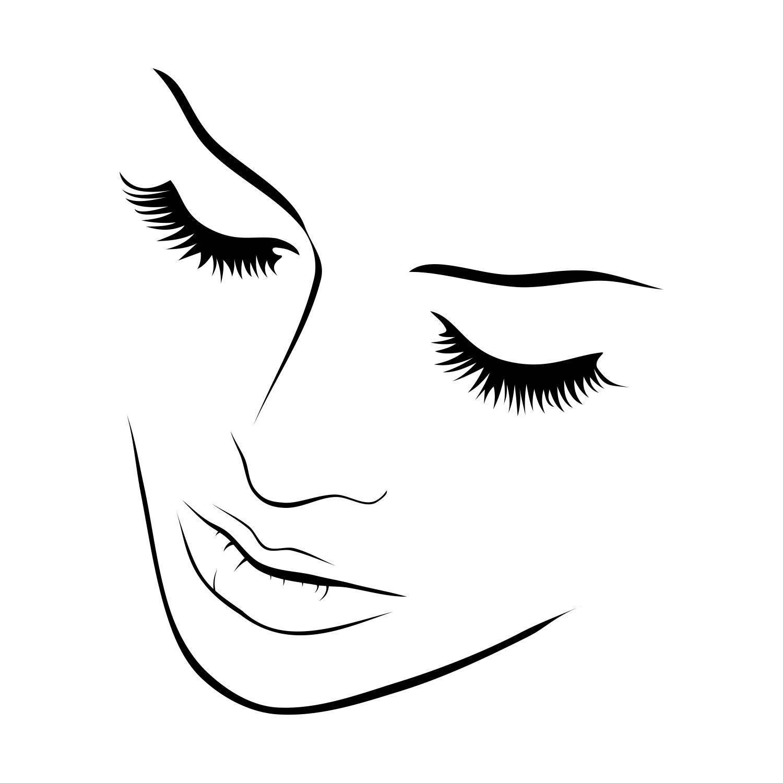 Eyelashes Clipart
