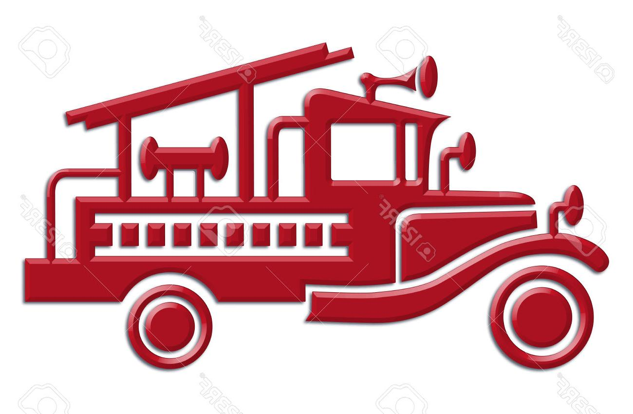 hight resolution of 1300x850 unique fire truck car icon stock vector silhouette images