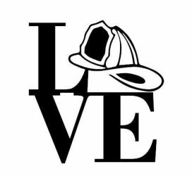 firefighter fireman fire clipart clip hat helmet fighter silhouette decal hard tattoo maltese cross svg firefighters etsy auxiliary vinyl clipartmag