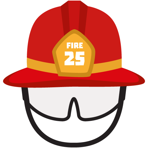 firefighter hat clipart free
