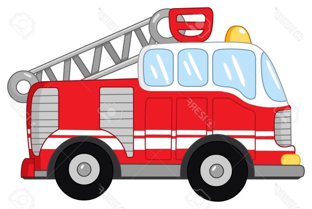 medium resolution of 1300x873 best 15 fire truck stock vector cartoon images