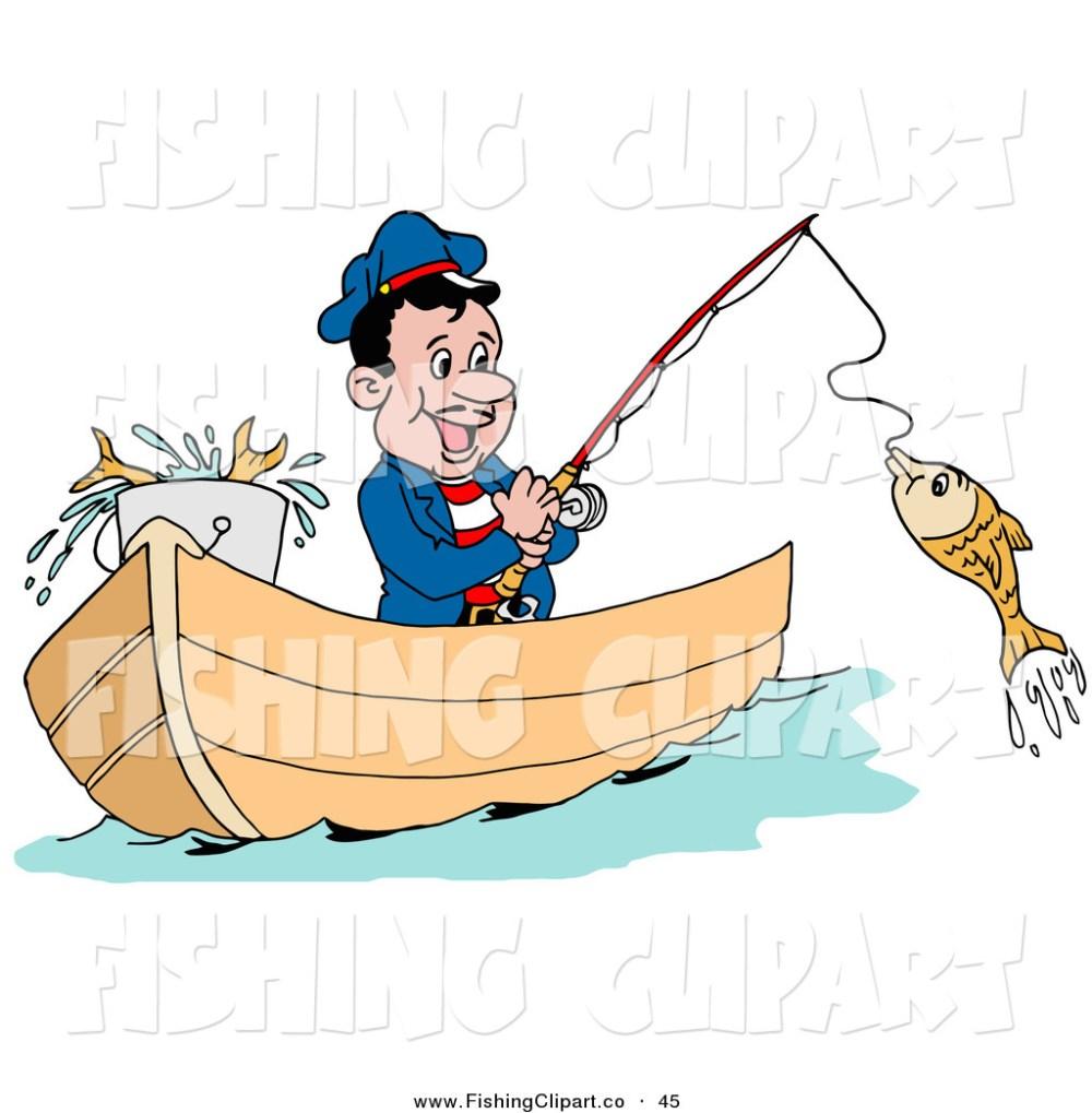 medium resolution of 1024x1044 boat clipart fisherman boat