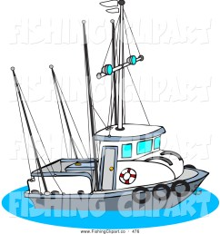 1024x1044 fishing boat clipart trawl [ 1024 x 1044 Pixel ]