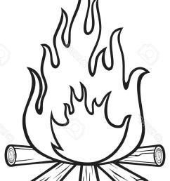 840x1300 best clipart black and white free flame images [ 840 x 1300 Pixel ]