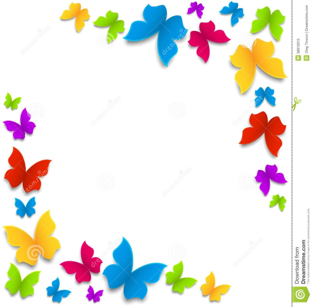 medium resolution of 1325x1300 rainbow butterfly clipart flower butterfly