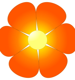 1979x1484 flower clip art with transparent background free [ 1979 x 1484 Pixel ]