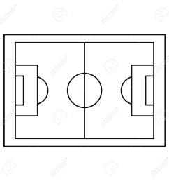 football field diagram black and white free download best football 1300x1300 pitch layout football blueprint design [ 1300 x 1300 Pixel ]