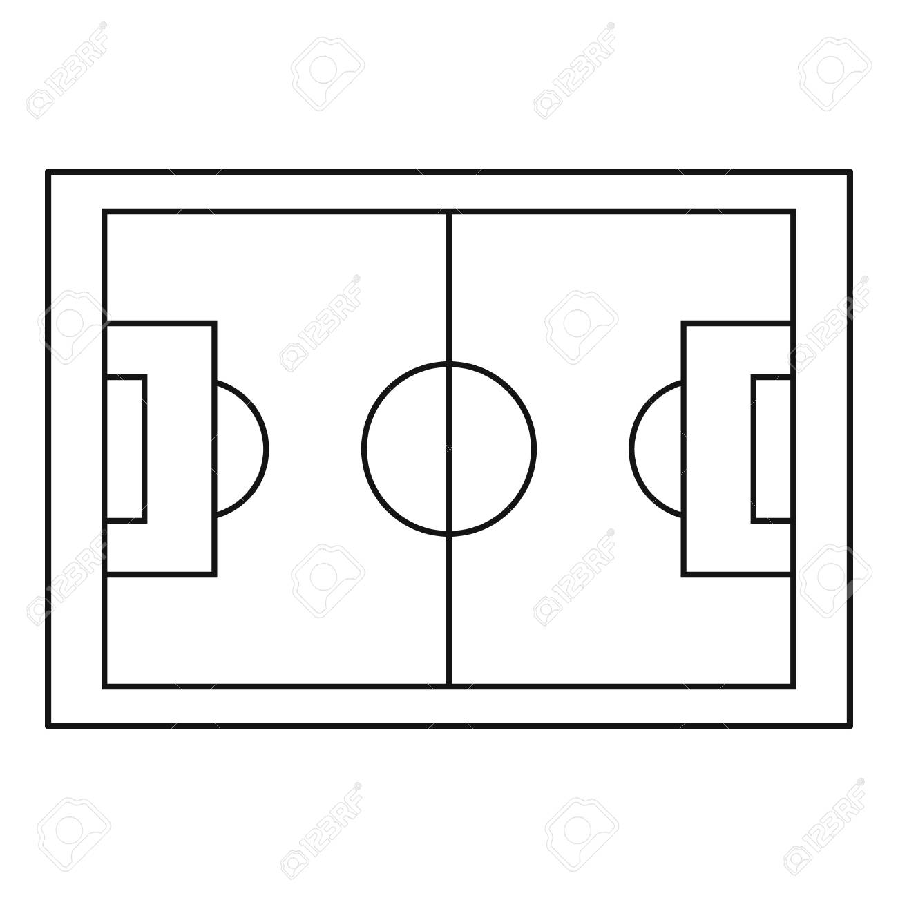 hight resolution of football field diagram black and white free download best football 1300x1300 pitch layout football blueprint design