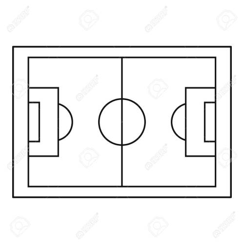 small resolution of football field diagram black and white free download best football 1300x1300 pitch layout football blueprint design