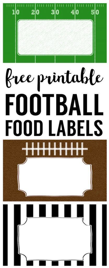 American Football Field Template Excel