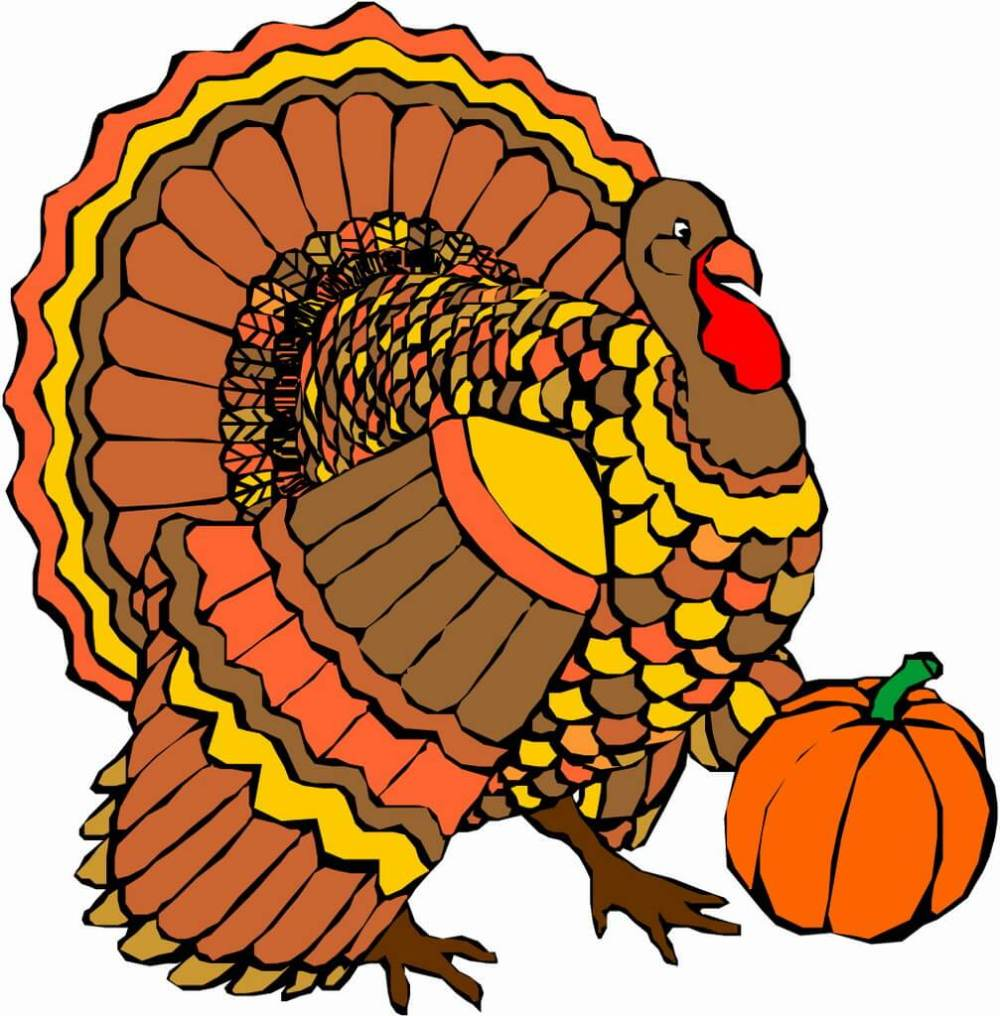 medium resolution of 1007x1024 thanksgiving happy thanksgiving turkey pictures clipart images
