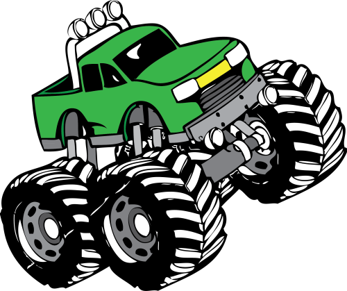 small resolution of 2519x2113 monster truck clip art pictures free clipart images image