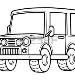 1350x1098 pick up truck black and white clipart [ 1350 x 1098 Pixel ]