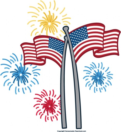 small resolution of 938x1024 4th of july printables on fourth of july clip art