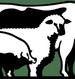 2860x1356 4 h livestock of clipart [ 2860 x 1356 Pixel ]