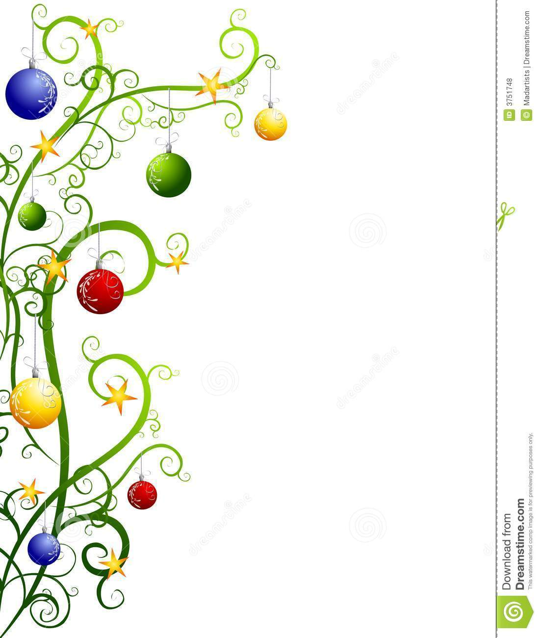 photo relating to Free Christmas Clipart Borders Printable called Absolutely free Christma Clipart Border - totally free xmas clipart border
