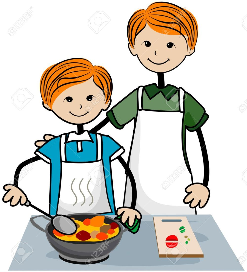 medium resolution of 1180x1300 kids cooking clip art many interesting cliparts