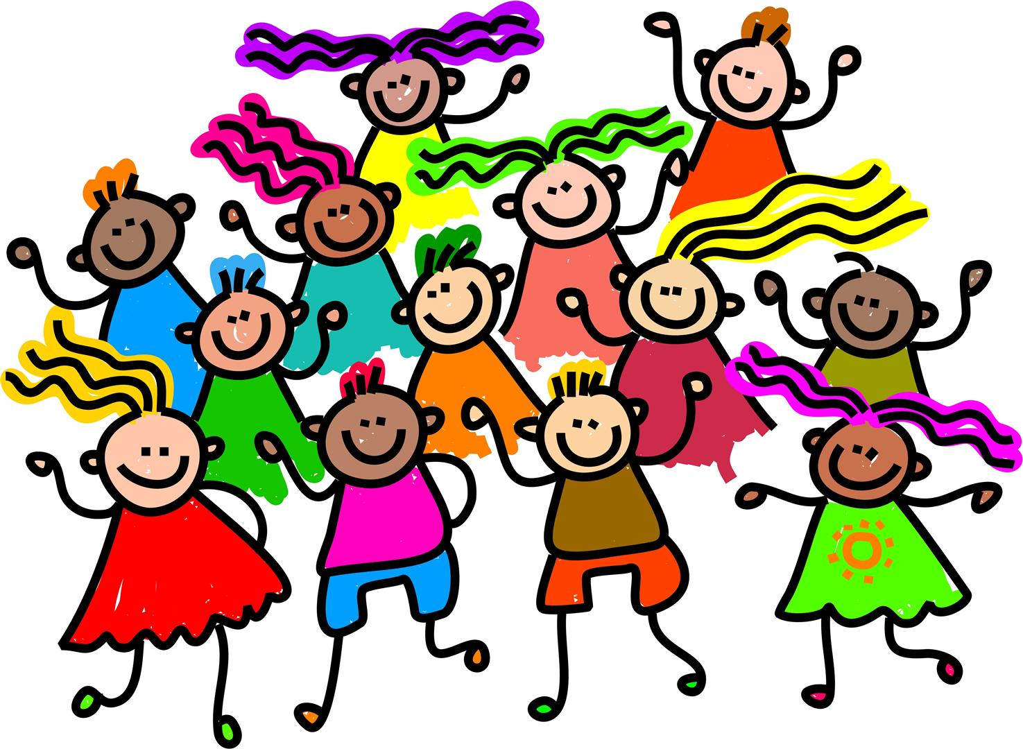 hight resolution of 1475x1080 kids dancing clipart collection