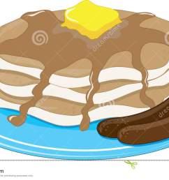 1300x815 breakfast clipart pancake sausage [ 1300 x 815 Pixel ]