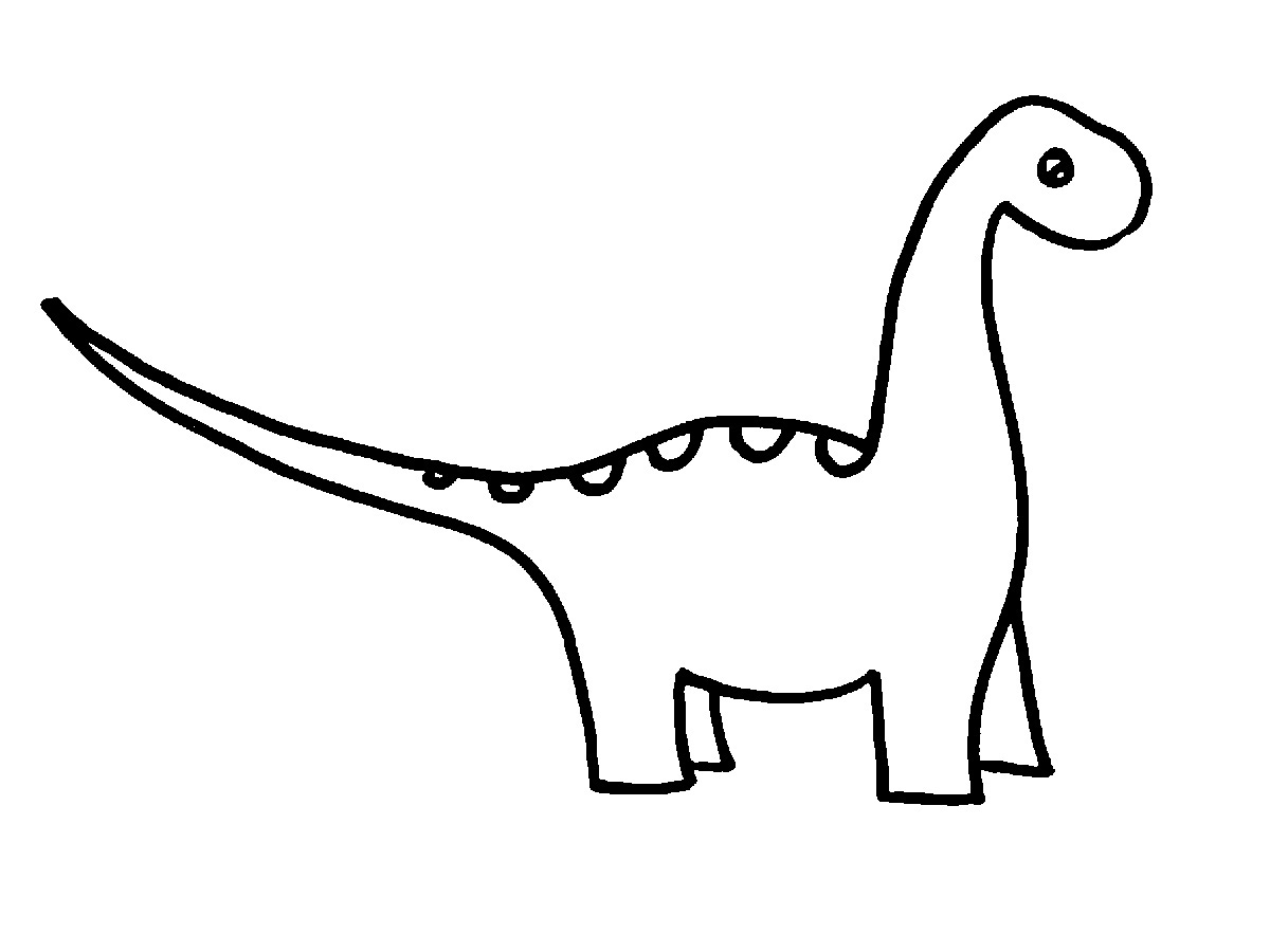 Free Dinosaur Clipart For Kids