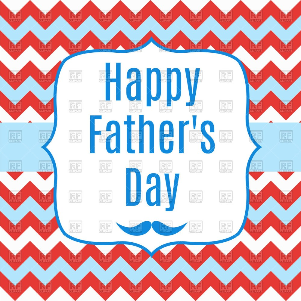 medium resolution of 1200x1200 happy father s day background royalty free vector clip art image