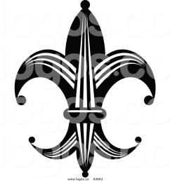 1024x1044 royalty free fleur de lis element logo by vector tradition sm [ 1024 x 1044 Pixel ]