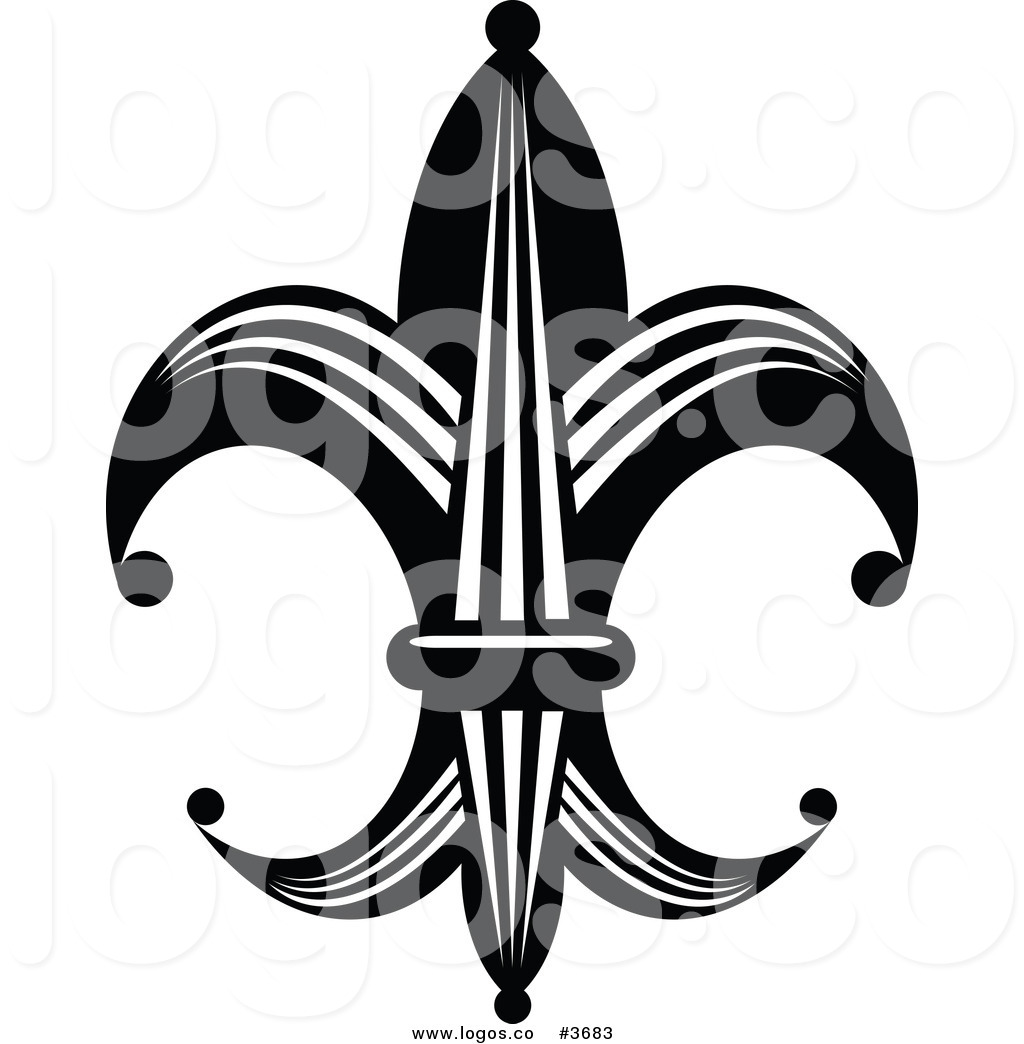 hight resolution of 1024x1044 royalty free fleur de lis element logo by vector tradition sm