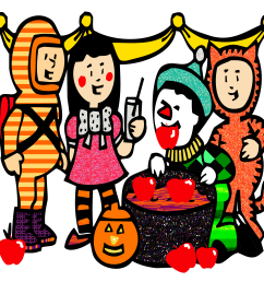 2717x2263 1 free halloween clip art for all of your projects [ 2717 x 2263 Pixel ]