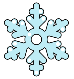 free snowflake clipart borders free download best free snowflake candy cane  [ 1200 x 1362 Pixel ]