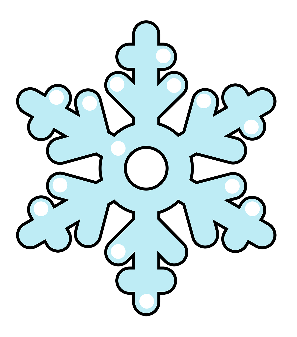 hight resolution of free snowflake clipart borders free download best free snowflake candy cane