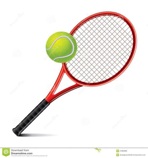 small resolution of 1300x1390 tennis racket and ball clipart
