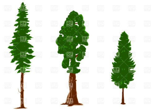 small resolution of 1200x853 silhouettes of pine trees royalty free vector clip art image
