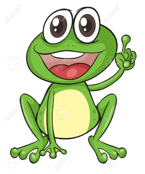 small resolution of 1085x1300 free frog clip art drawings and colorful images 2 image 8 2